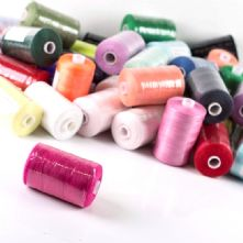 1,000m Spools of Spun Polyester Thread in 22 Shades